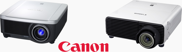 Canon beamers
