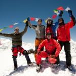 Saribung (6328 m)