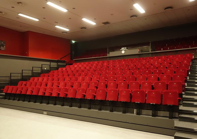 Cultureel Centrum De Boodschap in Rijen