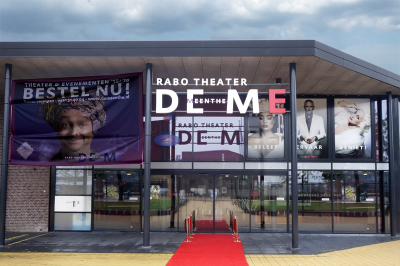 Rabotheater De Meenthe in Steenwijk