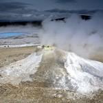Geysir, Hotspot IJsland