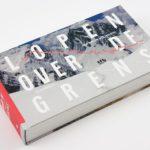 Boek 'Lopen over de grens' (verkrijgbaar tijdens de multimediapresentaties).