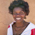 Jonge Herero vrouw