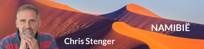 Namibië - Chris Stenger