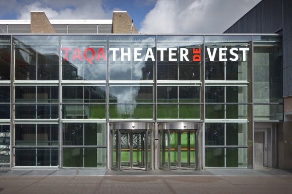 TAQA Theater De Vest in Alkmaar