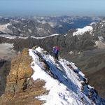 Op de top van de Matterhorn